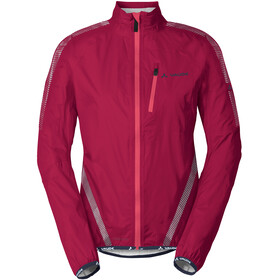 VAUDE Luminum Performance Jacket Women crimson red